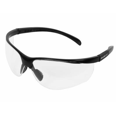 bulldog square sport shooting glasses ddd clear
