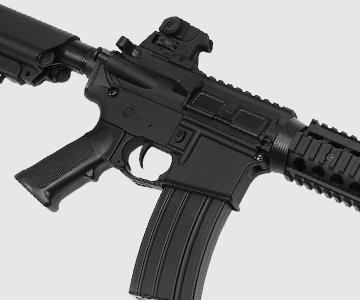 bulldog airsoft gun cqb