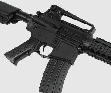 bulldog airsoft gun m4 ris
