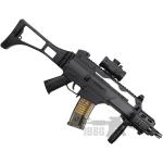m85 airsoft bb gun aeg black